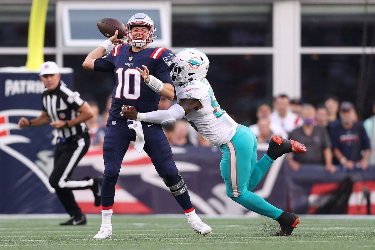 Patriots vs Dolphins: Live updates, scores, news, game details - Pats Pulpit