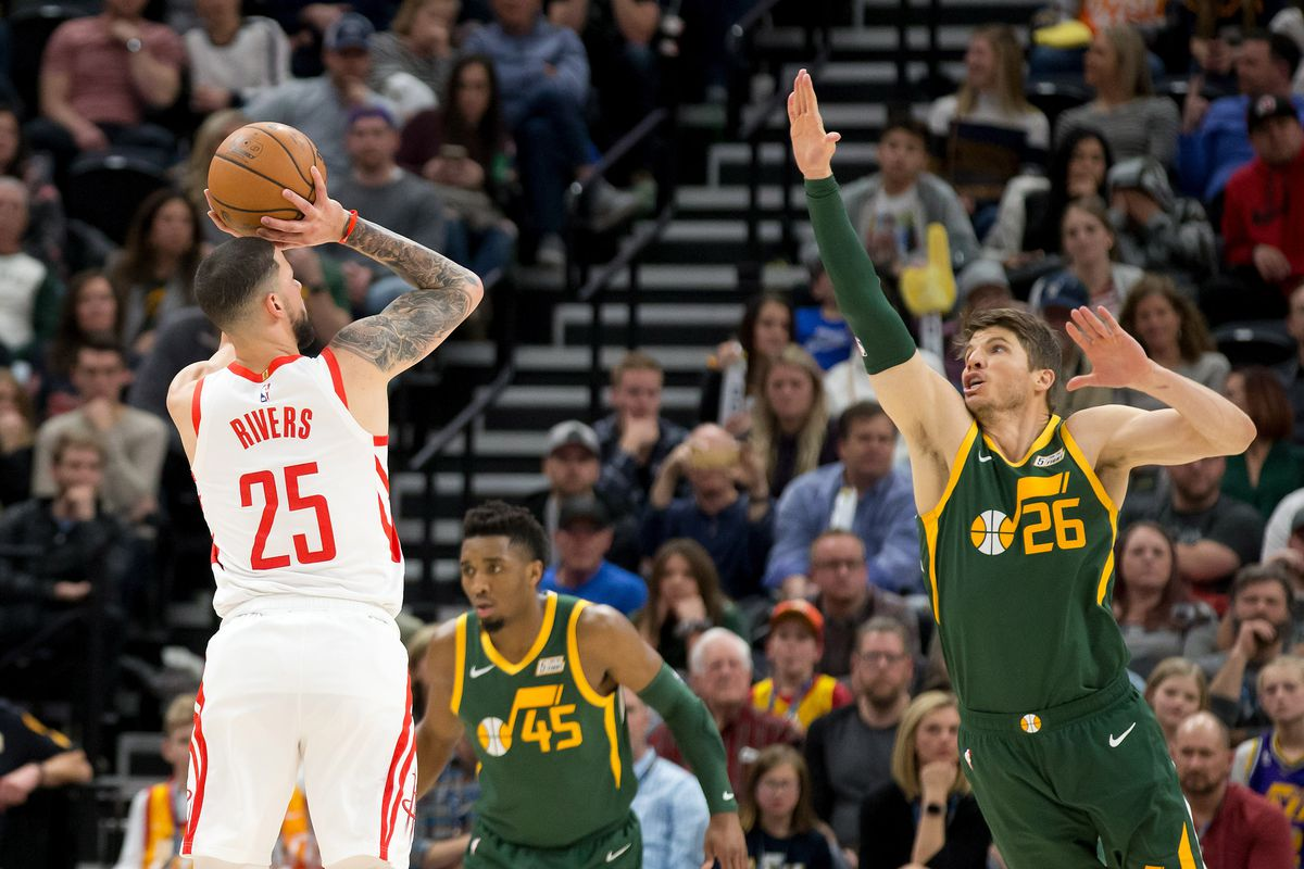 Image result for rockets jazz usa today