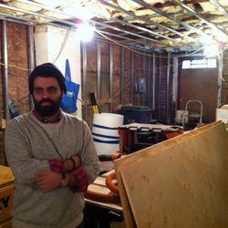 """Fedora plywood by <a href=""""http://www.flickr.com/photos/rickyv/5156357290/"""">Flickr/RickyV</a>"""