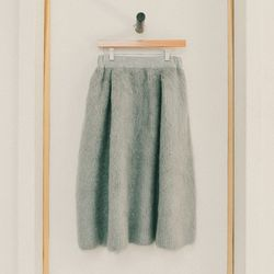 Il by Saori Komatsu mohair skirt, $468