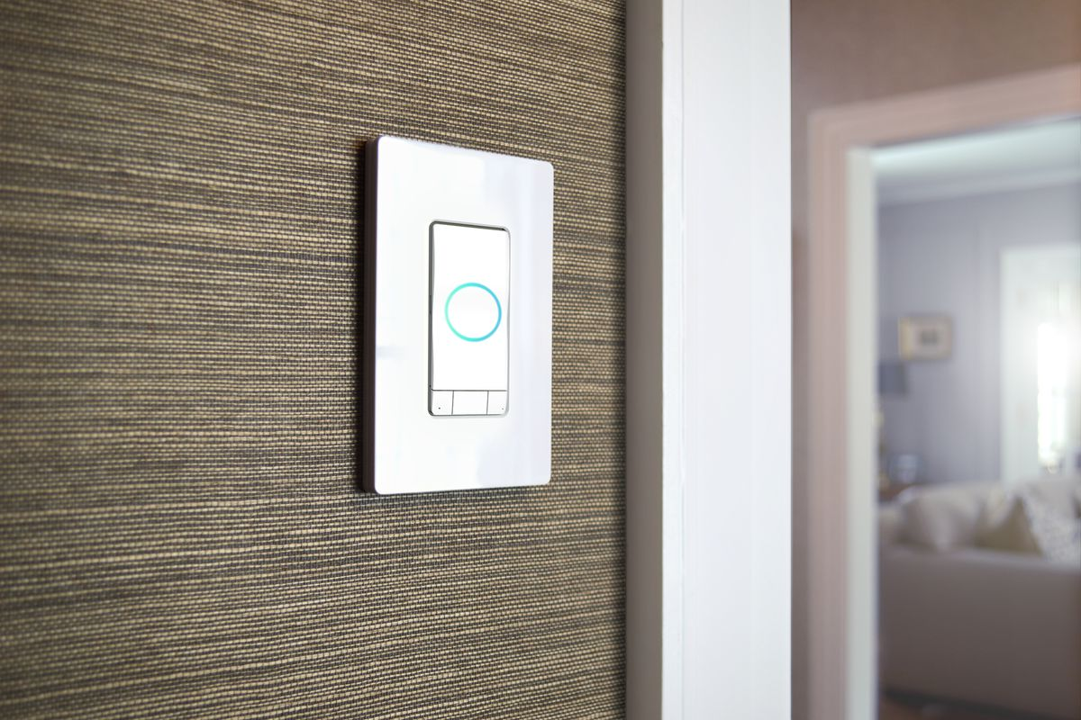 Idevices New Smart Light Switch Isnt Just Controlled By Alexa It Switches In A Mobile Home Electrical Diy Chatroom Image That