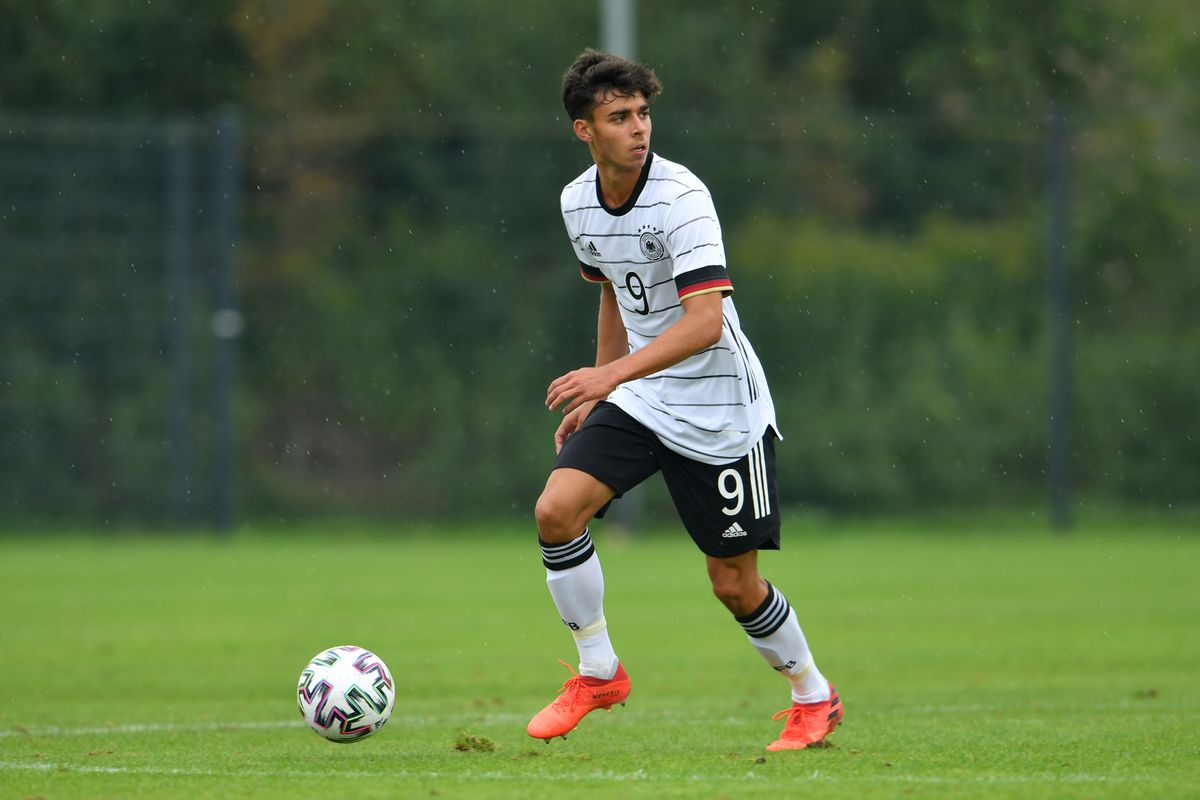 Germany U17 v Belgium U17 - International Friendly
