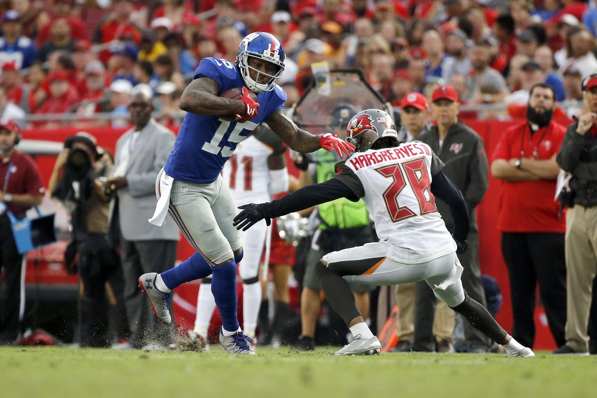 finest selection 51987 2adaf Trade Brandon Marshall? ESPN Says Giants Should Consider It ...