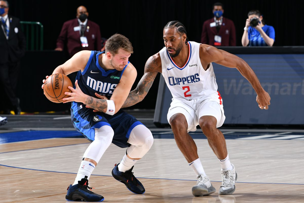 GAME THREAD: Dallas Mavericks vs Los Angeles Clippers - Mavs Moneyball