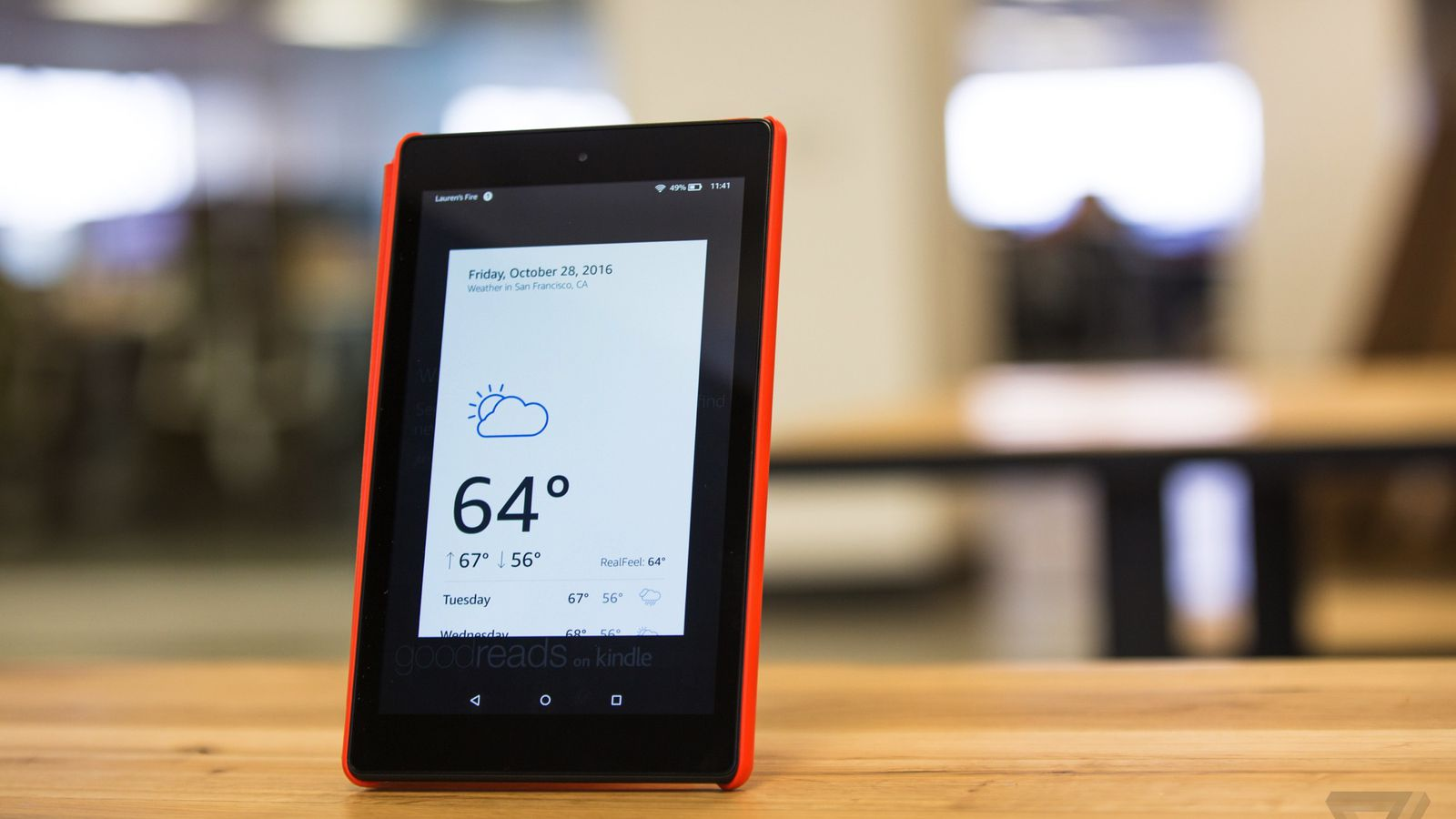 Amazon's Alexa now works on tablets, but the best new feature