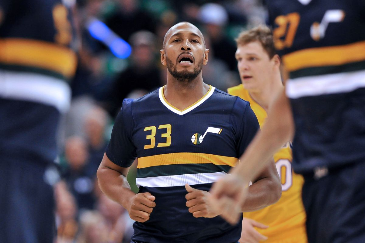 Boris Diaw Signs With French Team Instead Of Returning To