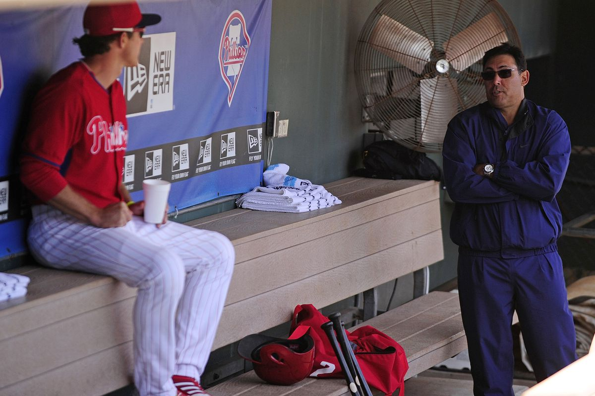 """""""So tell me Chase, how can you get on base without a hit?  I don't quite understand it."""""""