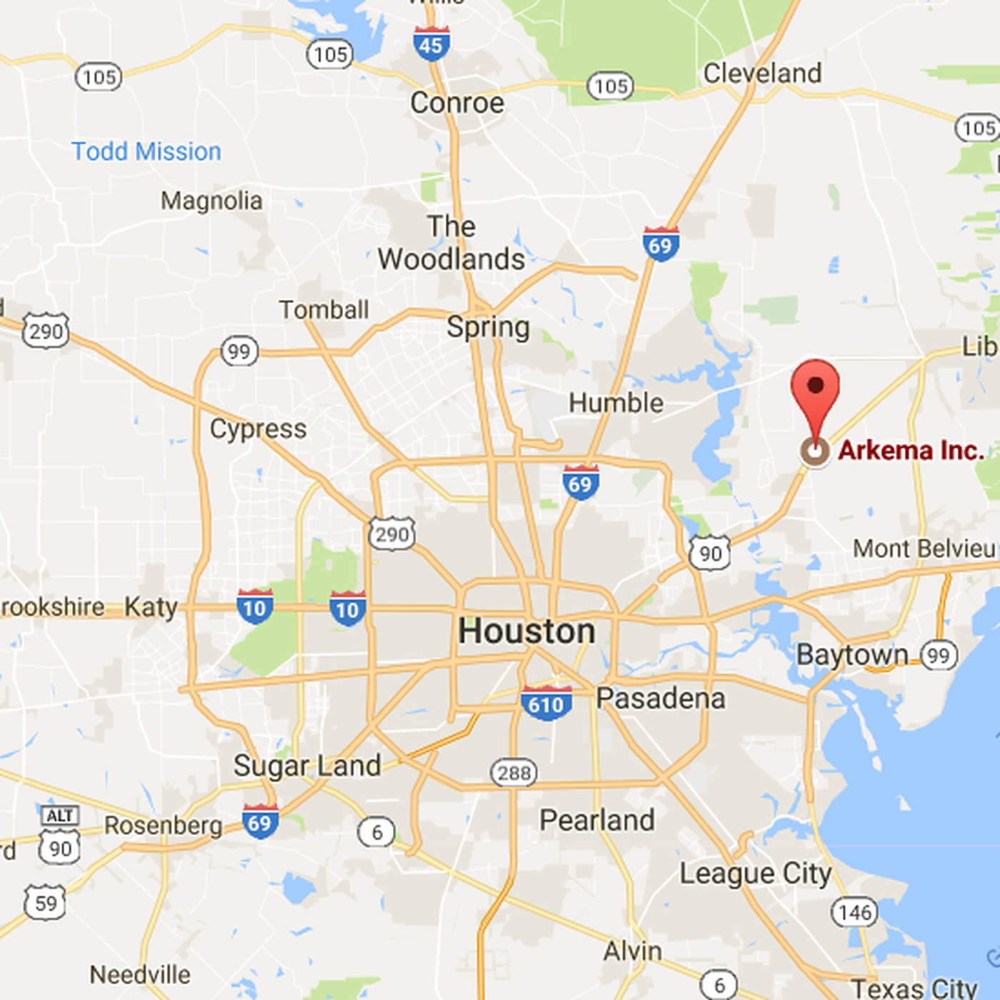 explosions reported at arkema chemical plant near houston what we know vox