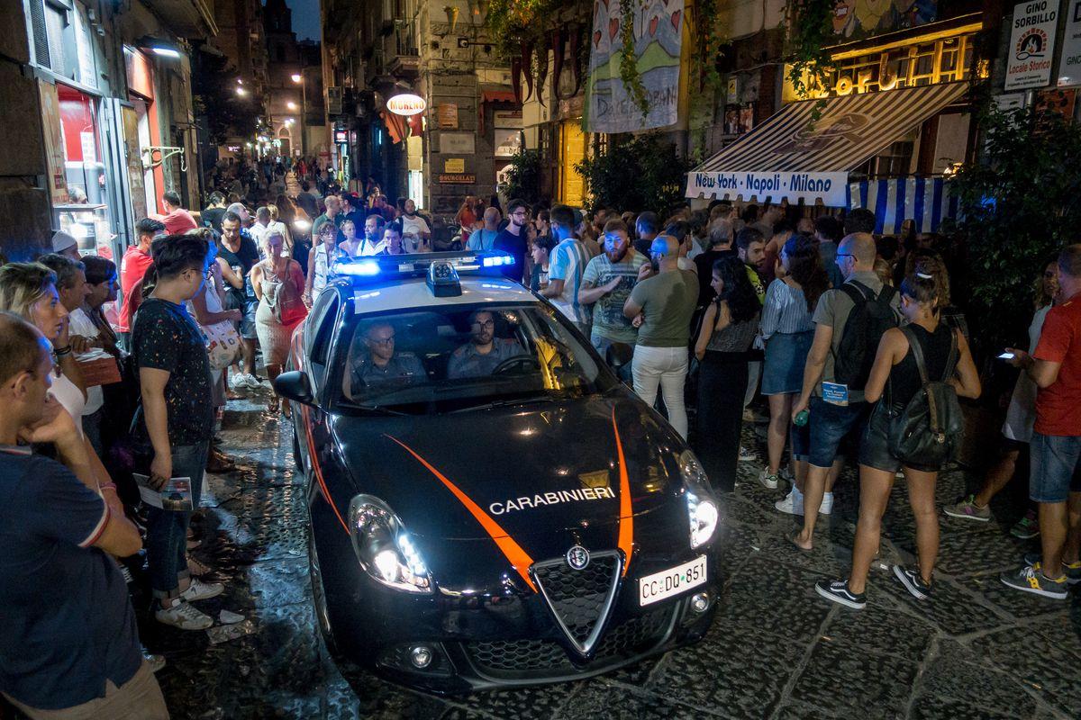 Sorbillo Pizzeria In Naples Was Bombed Last Night Eater Ny