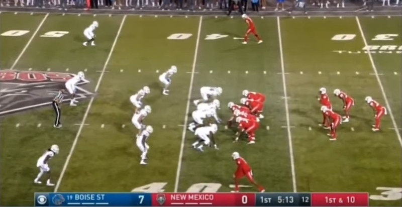 Image result for new mexico offense