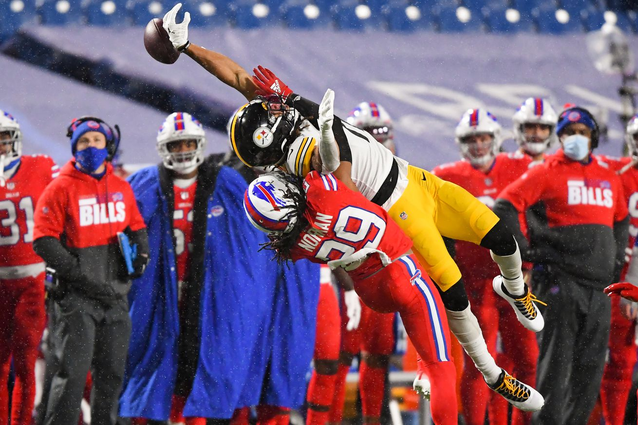 NFL: Pittsburgh Steelers at Buffalo Bills