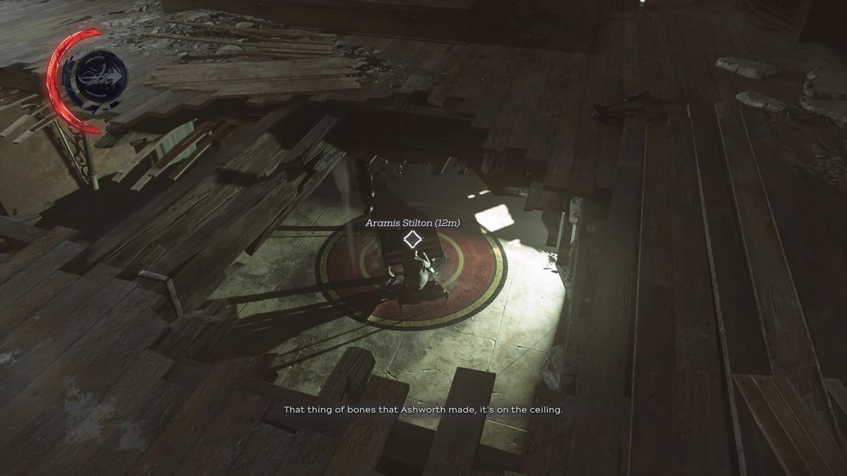 Dishonored  Rune Room Stilton Manor