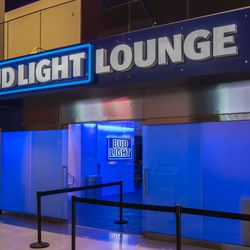 Bud Light Lounge at T-Mobile Arena