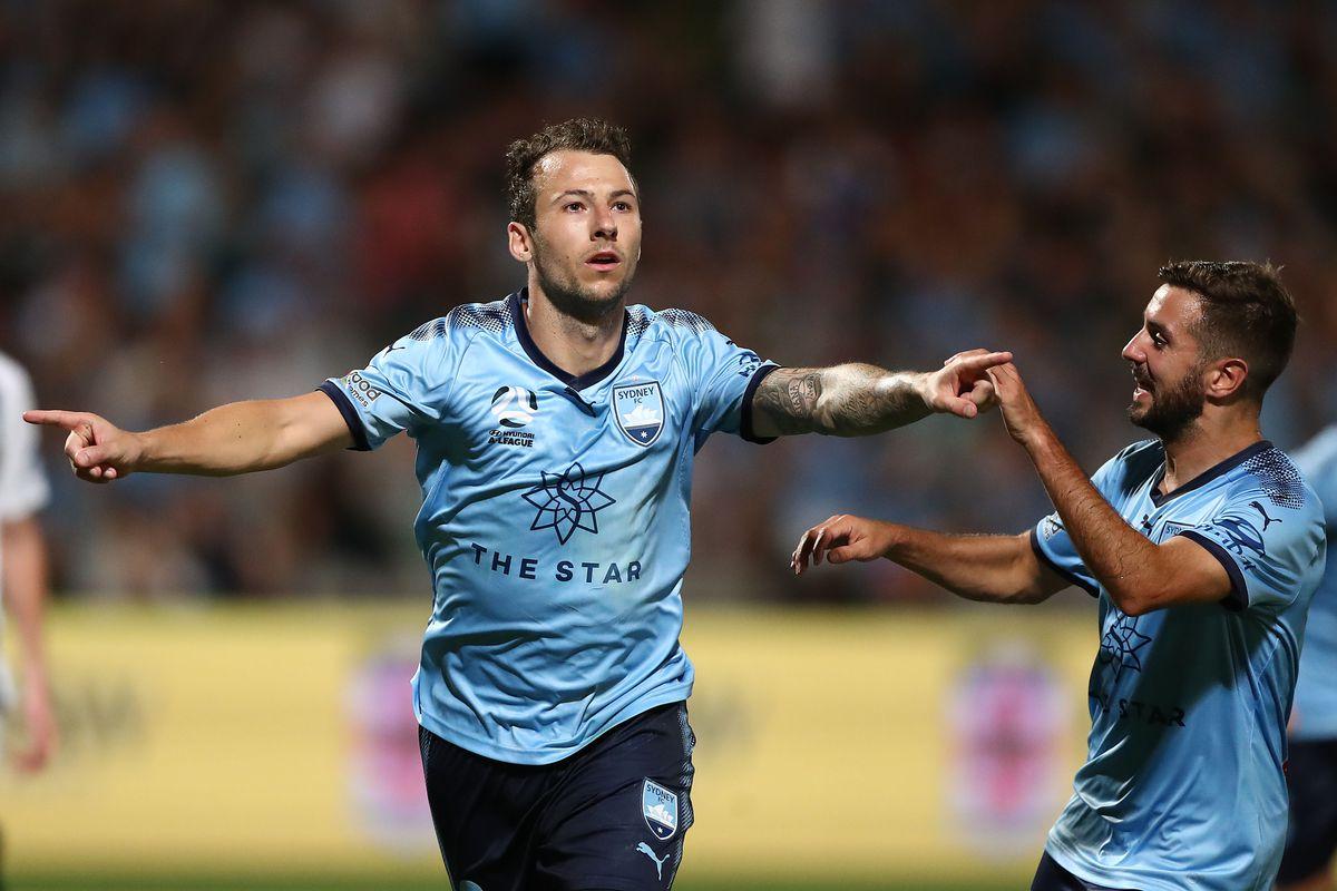 A-League Rd 11 - Sydney v Central Coast