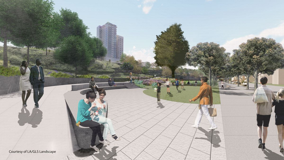 Forsaken Russian Hill Reservoir To Become 45 Acre Park Curbed Sf