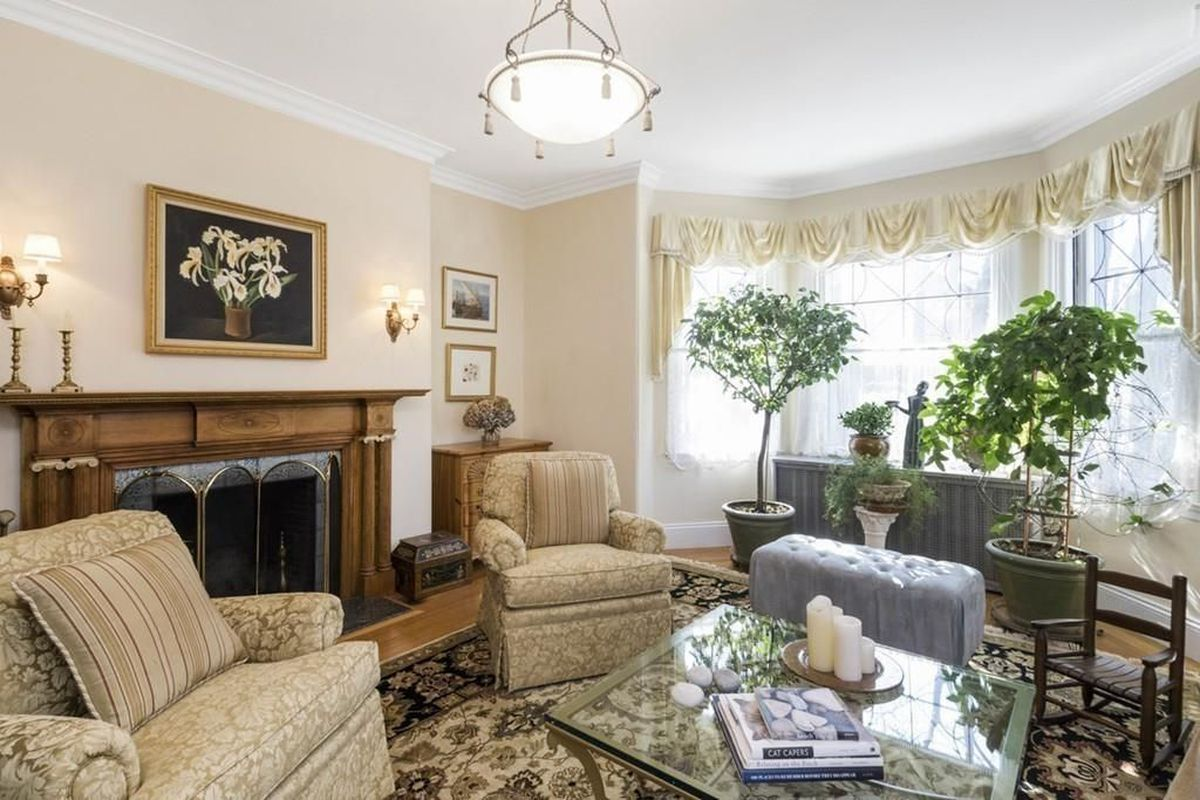 Dorchester Georgian revival with 11 rooms, three floors drops for ...