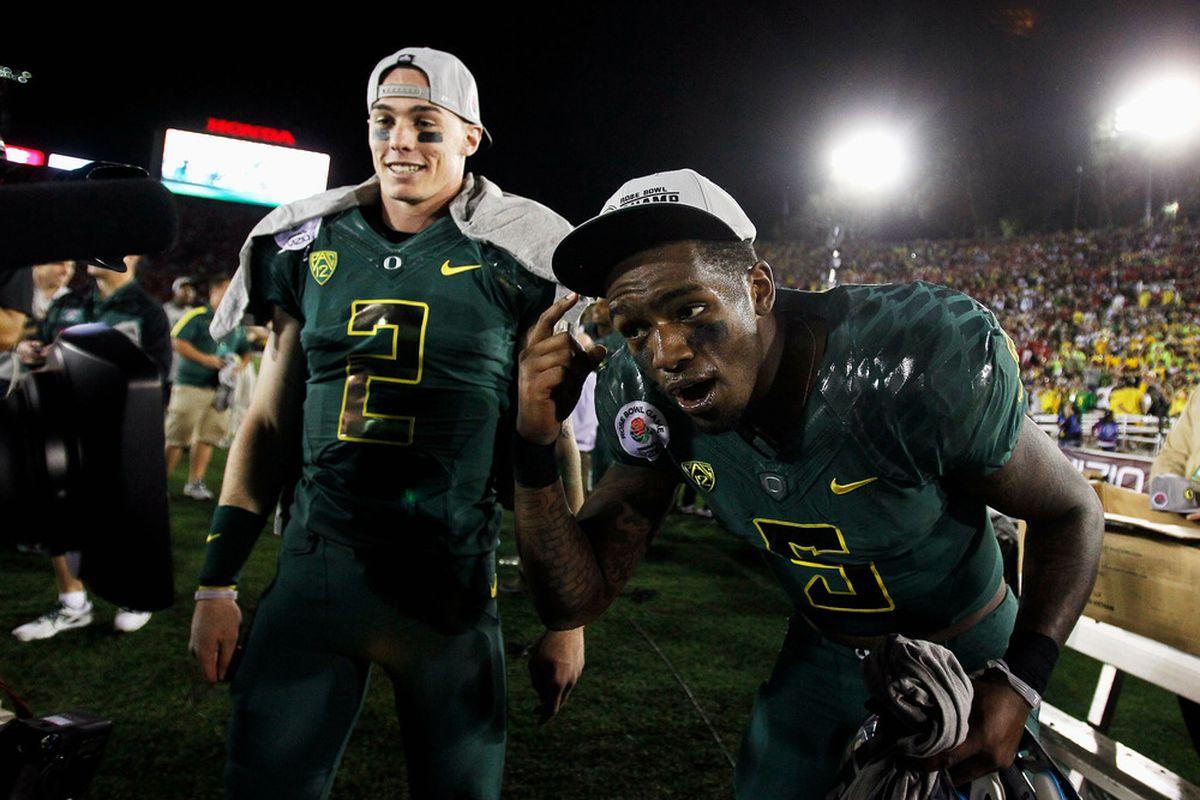 2012 Oregon Football Preview: A Ruling Class Résumé - SBNation.com