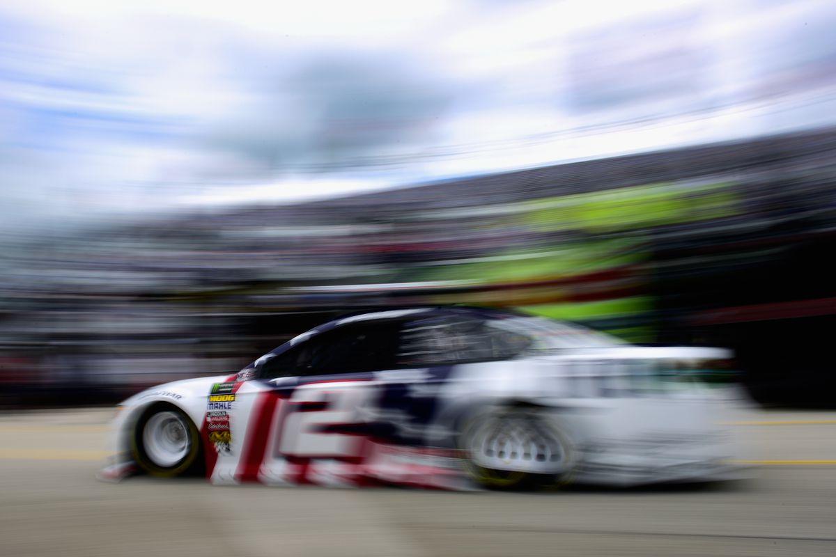 Monster Energy NASCAR Cup Series Coke Zero Sugar 400 - Practice