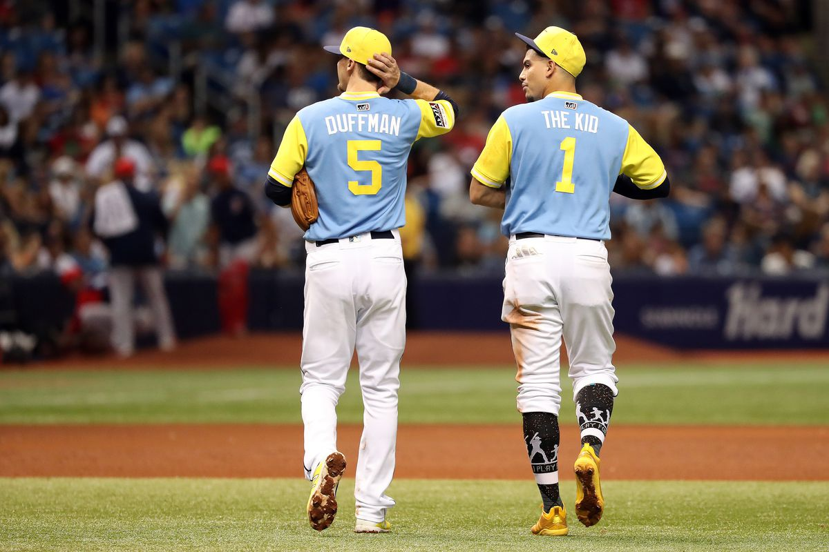 new style 5c9aa d17c3 The MLB players weekend uniforms are actually awful ...