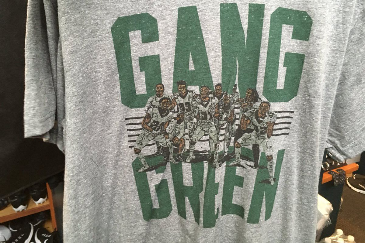 347189e3 Philadelphia Eagles defensive backs are wearing these great new ...