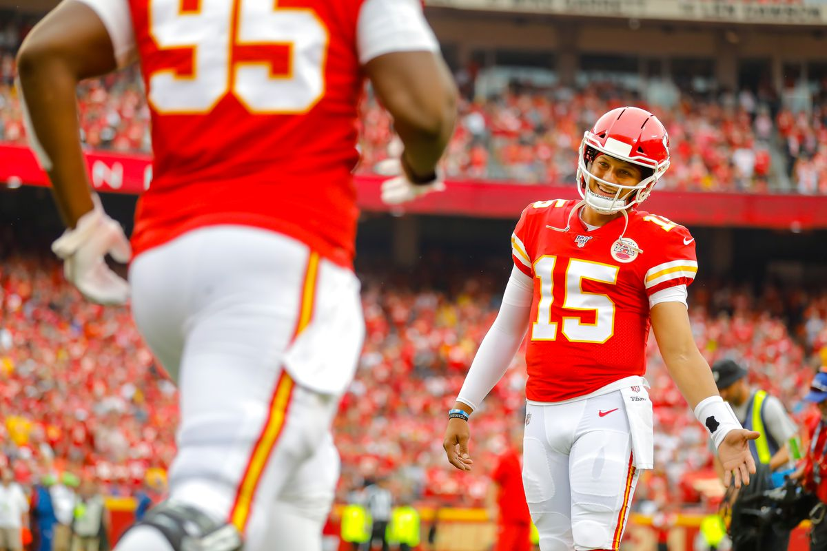 The Chiefs have proven to be the model franchise in 2020 ...