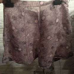 Shorts in size 4, $45