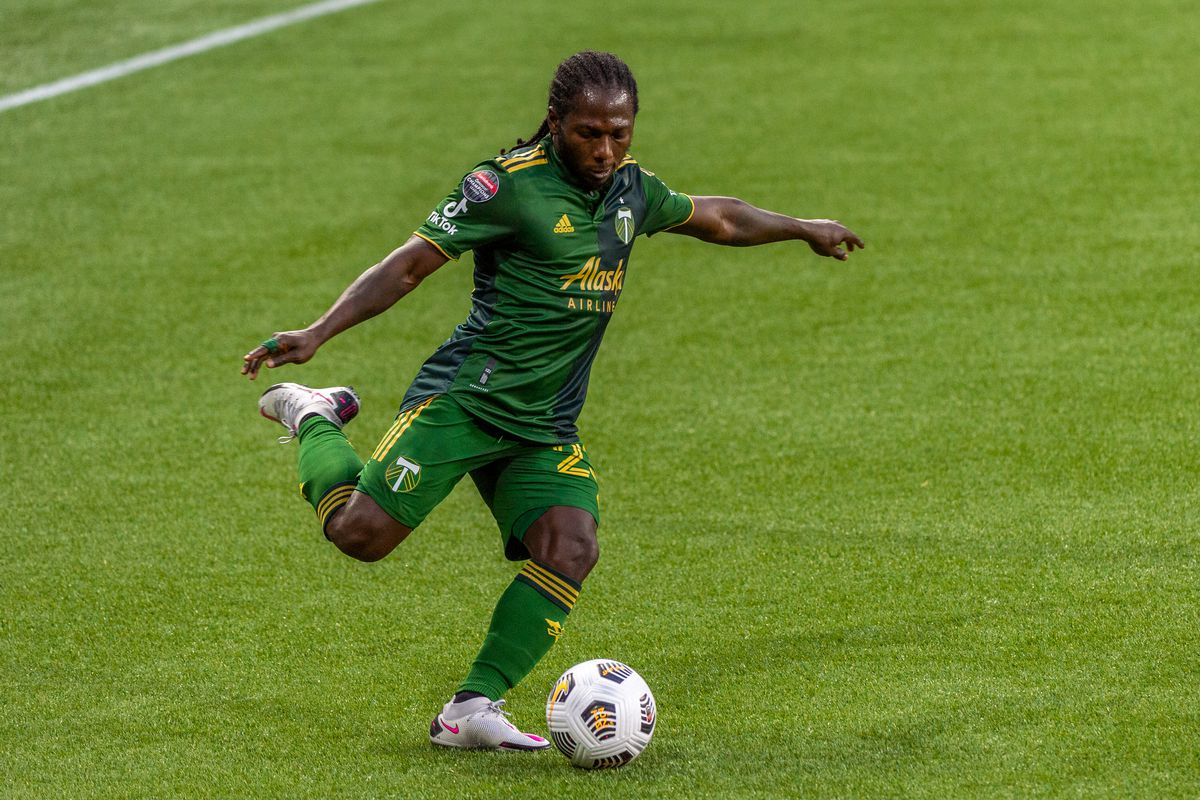 SOCCER: APR 28 CONCACAF Champions League - Club America at Portland Timbers