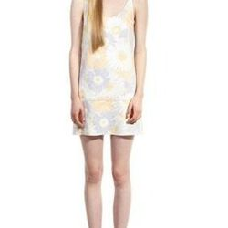 """<a href=""""http://www.marcjacobs.com/marc-jacobs/womens/ss12-and-re12-ready-to-wear/w51101536/daisy-cotton-sateen-tank-dress"""">Daisy Cotton Sateen Tank Dress</a>, $537 (was $895)"""