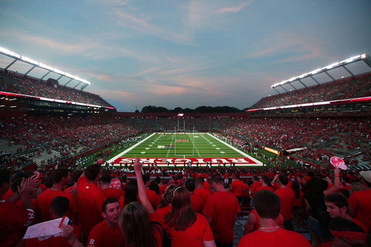 Go...Rutgers?