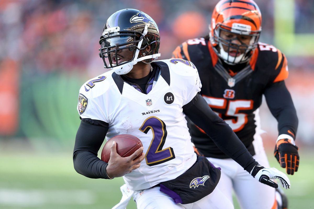 The NFL has jumped on the read-option bandwagon the last two years. Will the Ravens?