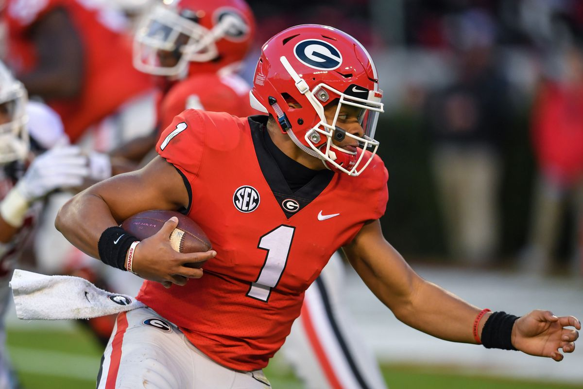 Report: Justin Fields ruled immediately eligible to play ...