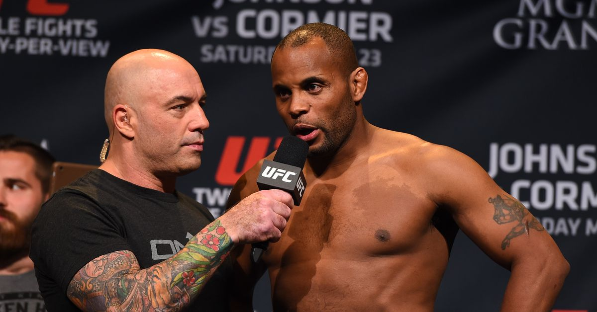 Daniel Cormier: I'll have to call it a career if coronavirus lasts until fall