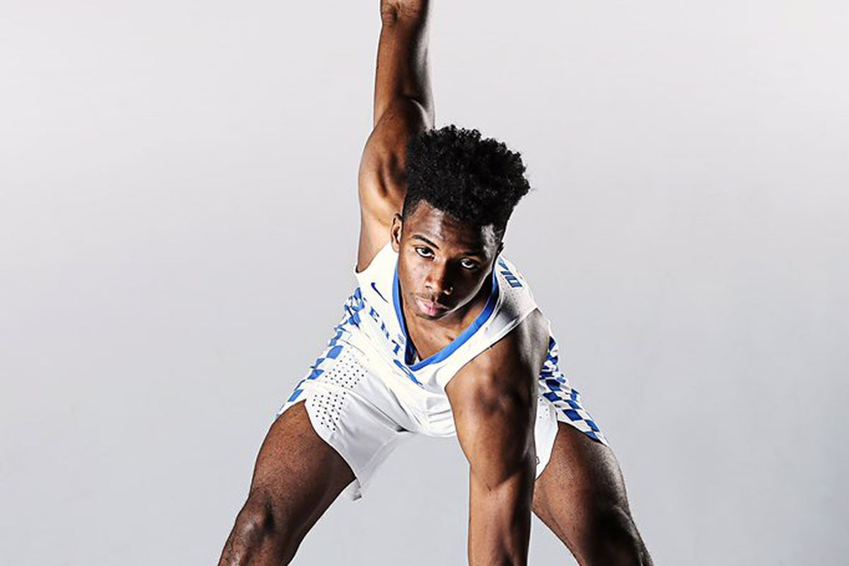 Hamidou Diallo not in the mix after De'Aaron Fox injury ...