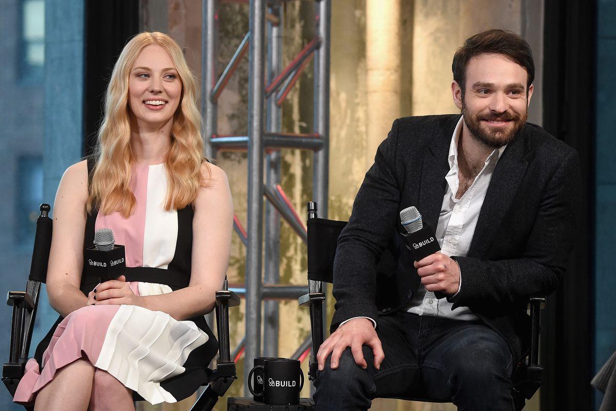 AOL Build Speakers Series - Cast Of Netflix Original Series 'Marvel's Daredevil'
