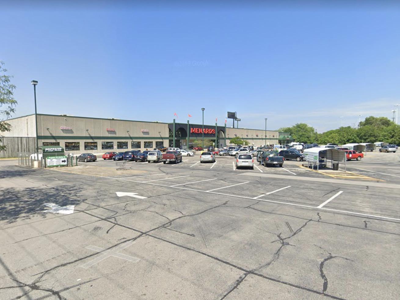 Dolton Menards, 14975 Lincoln Ave.