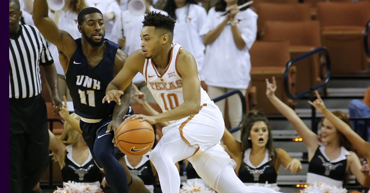 2017 Texas Basketball Recruiting Longhorn Class Ranked 4: Texas Cruises Past New Hampshire, 78-60