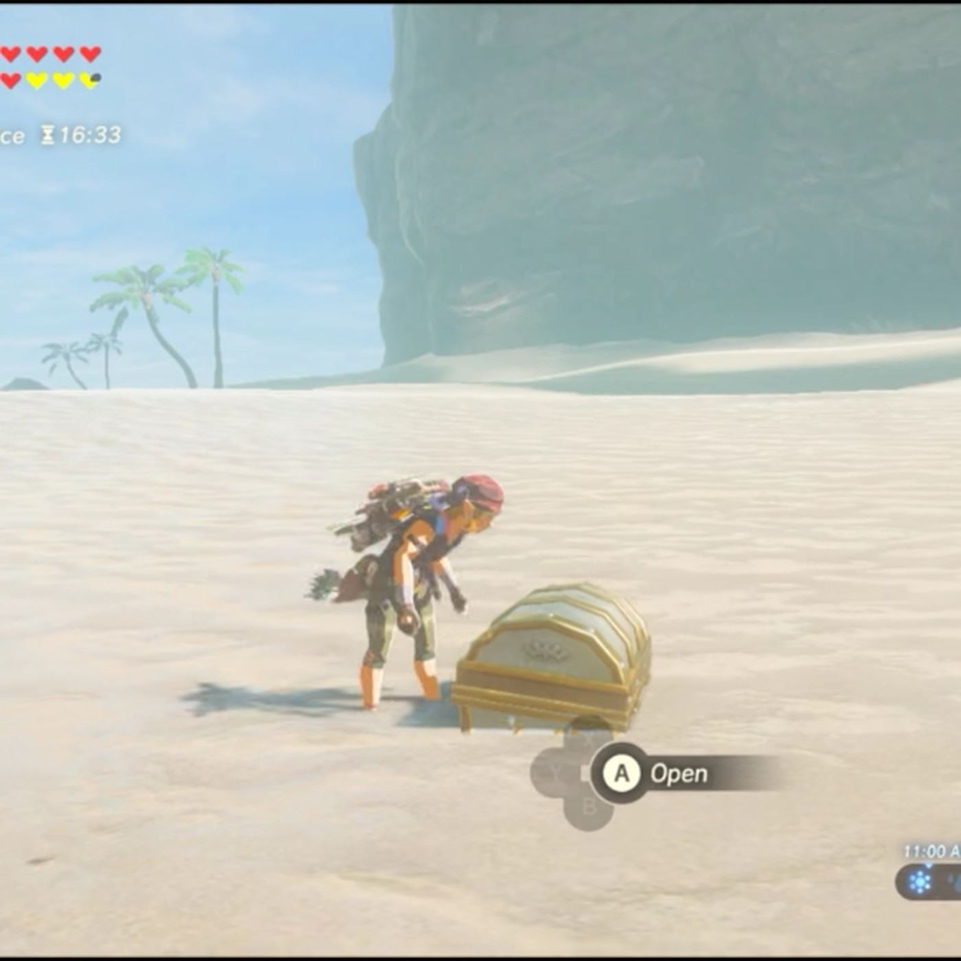 Breath of the Wild's 'impossible treasure chest' holds a