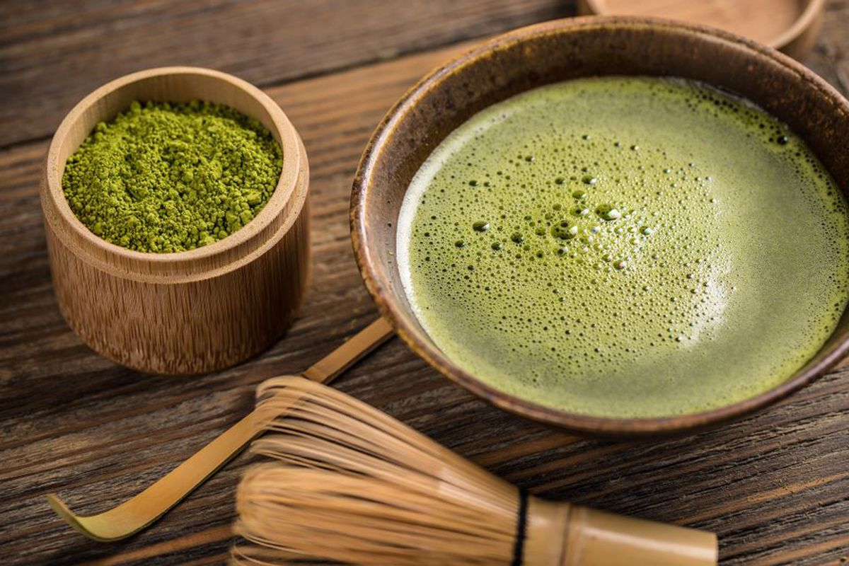 Matcha House Tea and Sweets