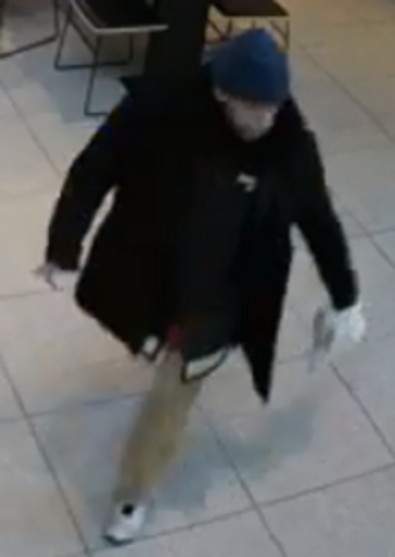 A male is wanted in connection with a sexual assault in River North
