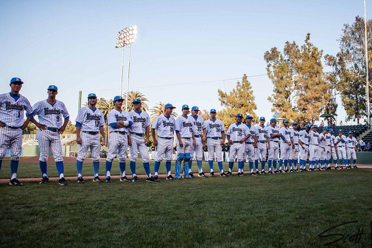 UCLA National Anthem (Scott Wu)