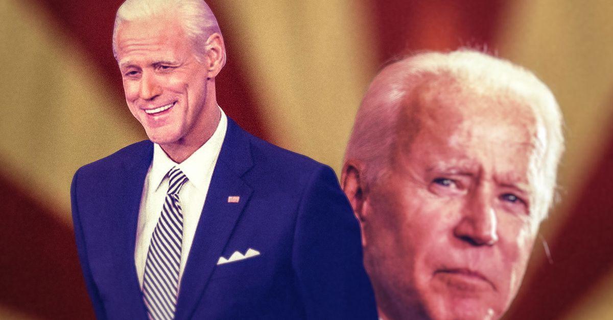 Night Joe Can 'Saturday  Jim Biden for Solve Carrey Live