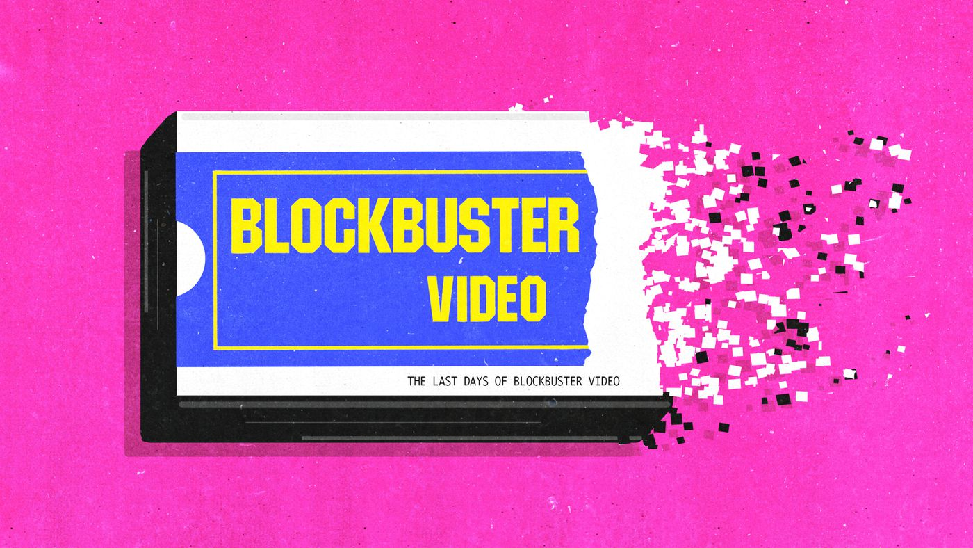 The Last Days of Blockbuster Video - The Ringer