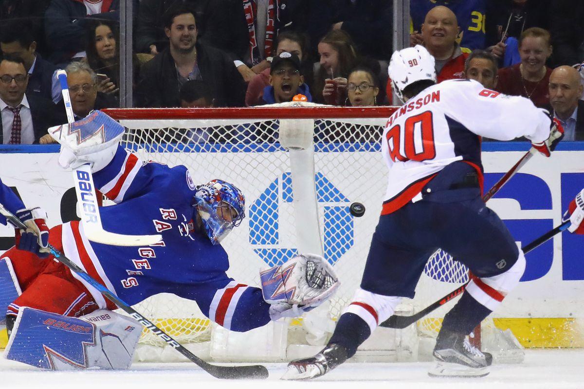 Washington Capitals v New York Rangers