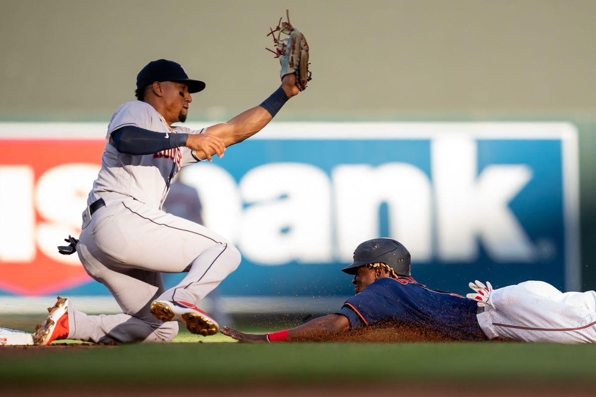 MLB: Houston Astros at Minnesota Twins