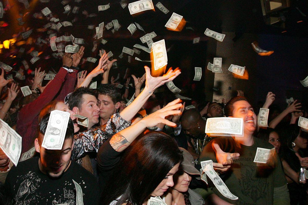 Jermaine Dupri Launches Prive Las Vegas Industry Night