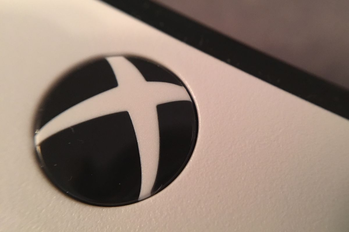 Xbox guide button on new Xbox One controller