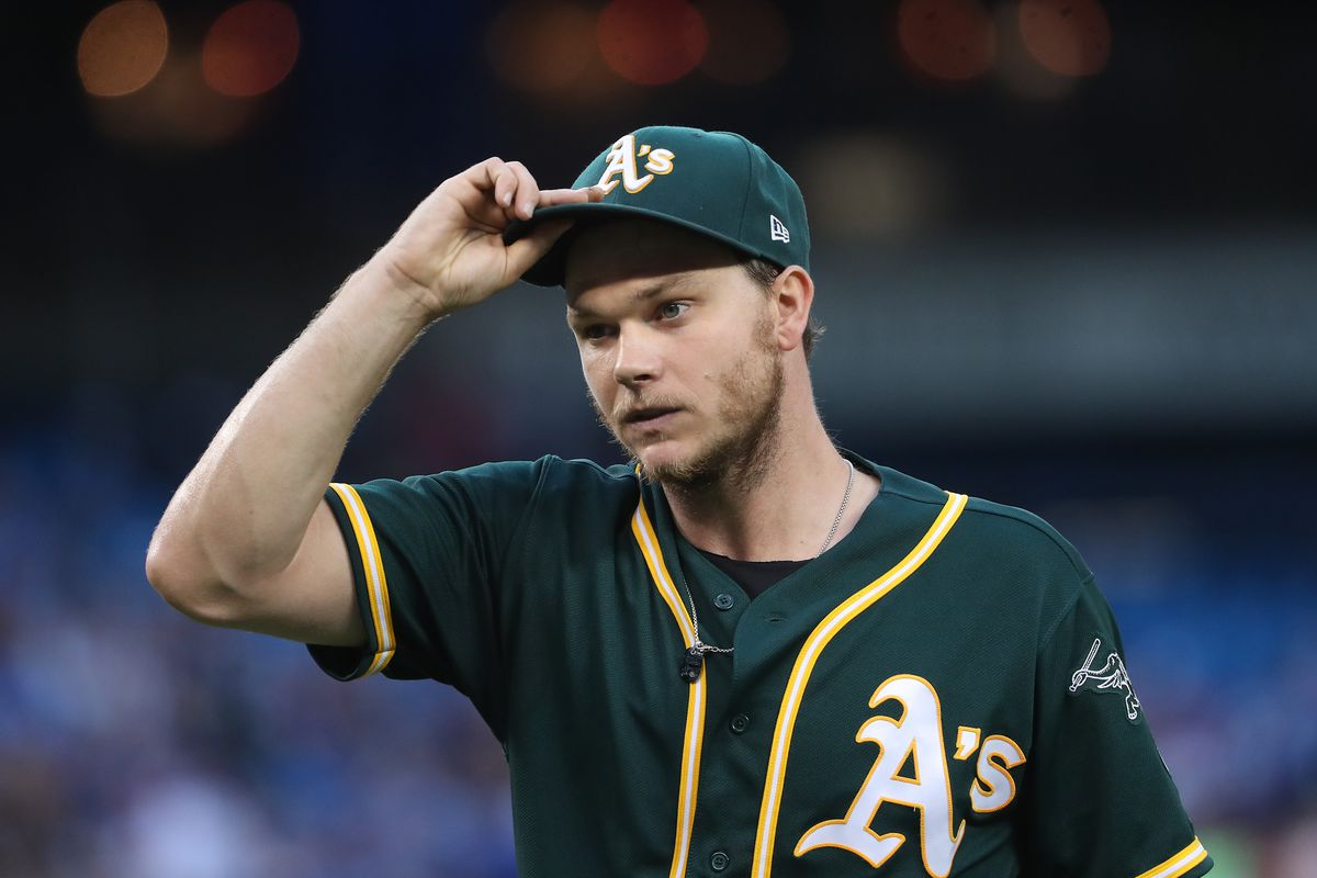 617a6bc82 MLB Trade Rumors: Sonny Gray and the Braves still connected as trade  deadline looms