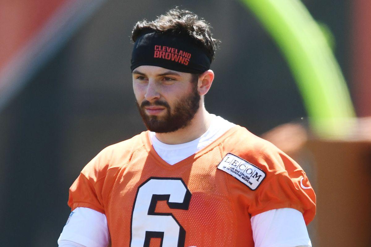 NFL: Cleveland Browns-OTA