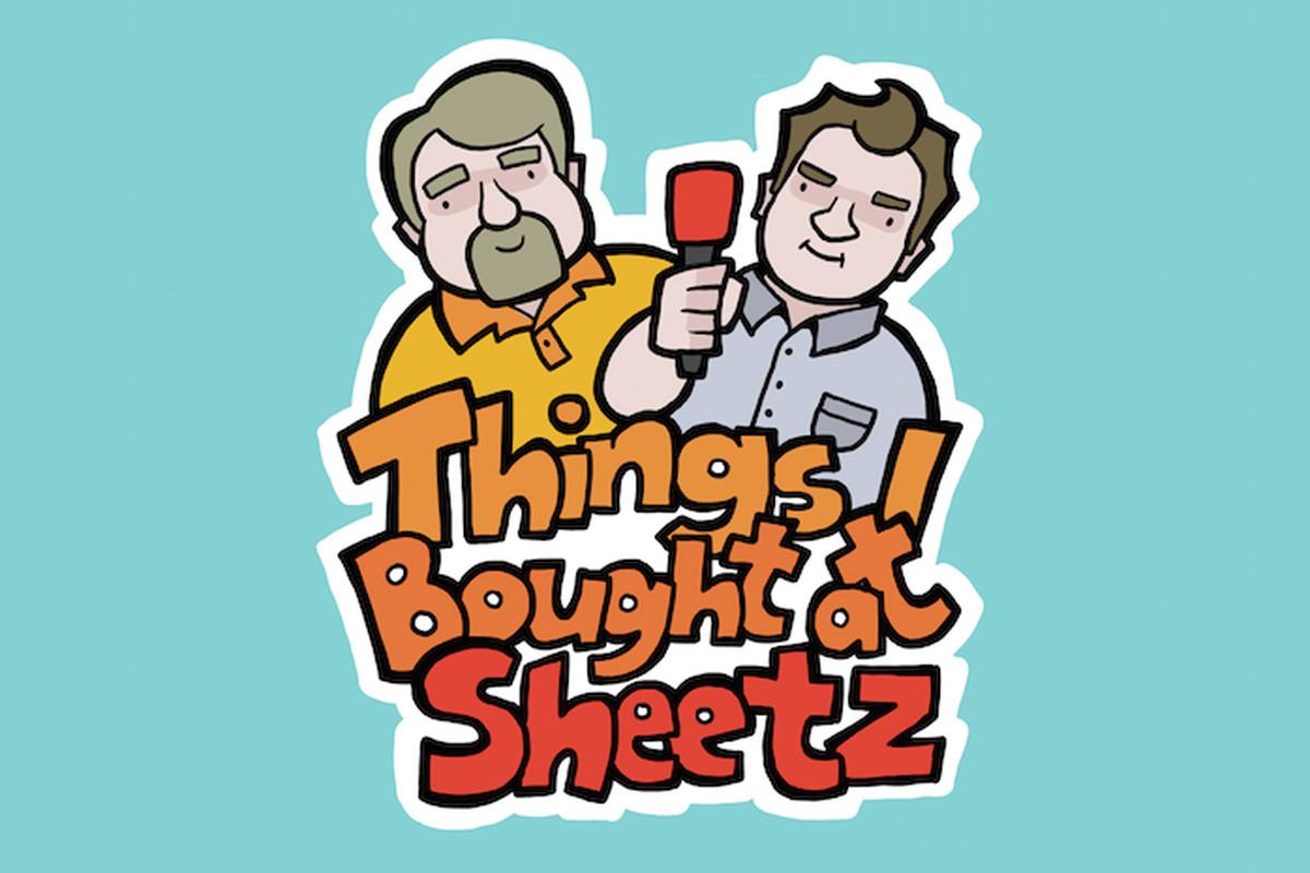 Things I Bought At Sheetz