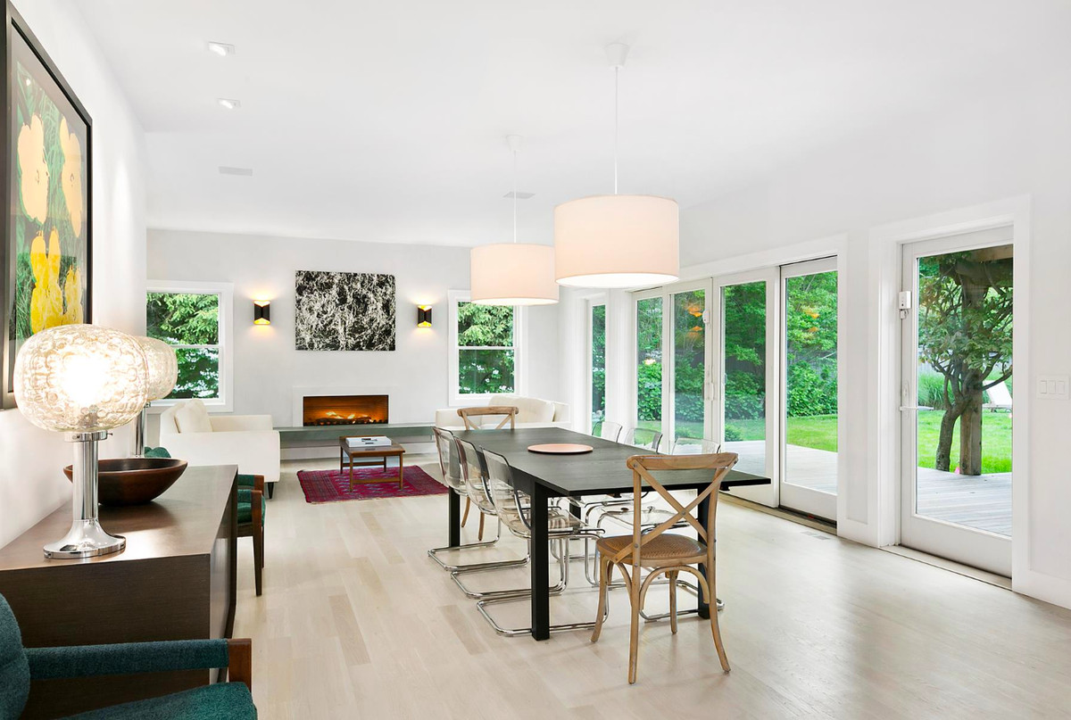 How much for a modern, six-bedroom barn in East Hampton? - Curbed ...